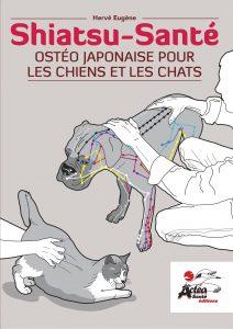 shiatsu sante pour les chiens et les chats